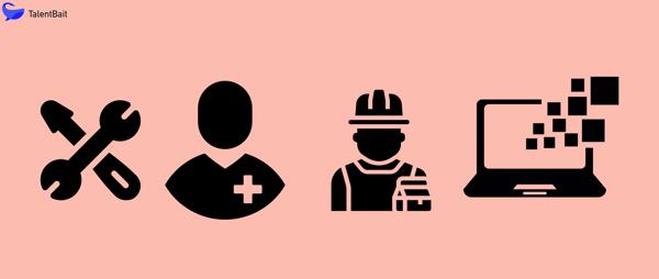 Branchen mit Fachkräftemangel