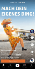 TikTok Aldi Süd Ad Recruiting