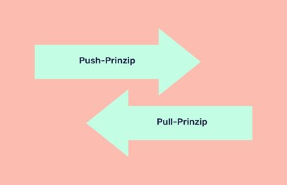 Push Pull Prinzip Recruiting